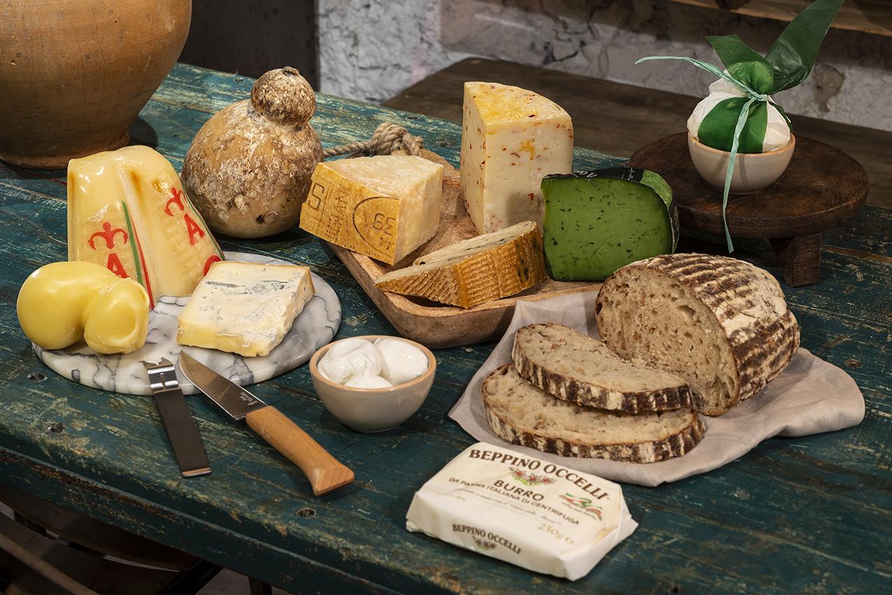 Fiorentina plateau de fromages