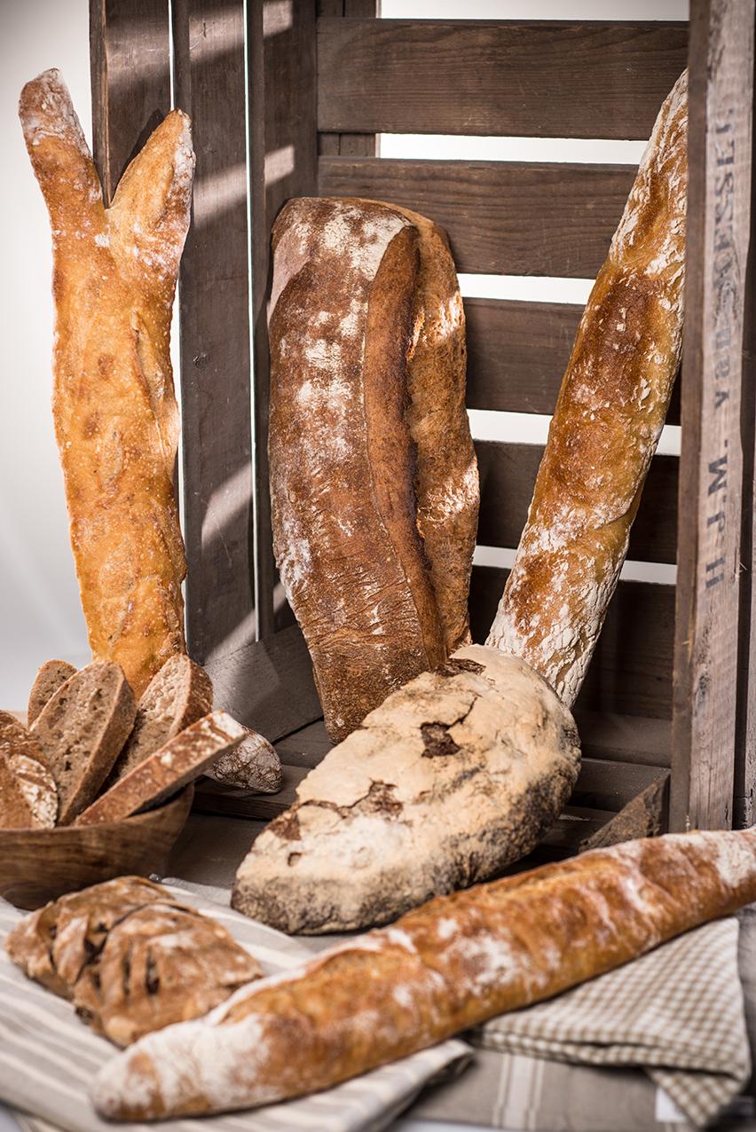Le pain d'un artisan boulanger de Marseille