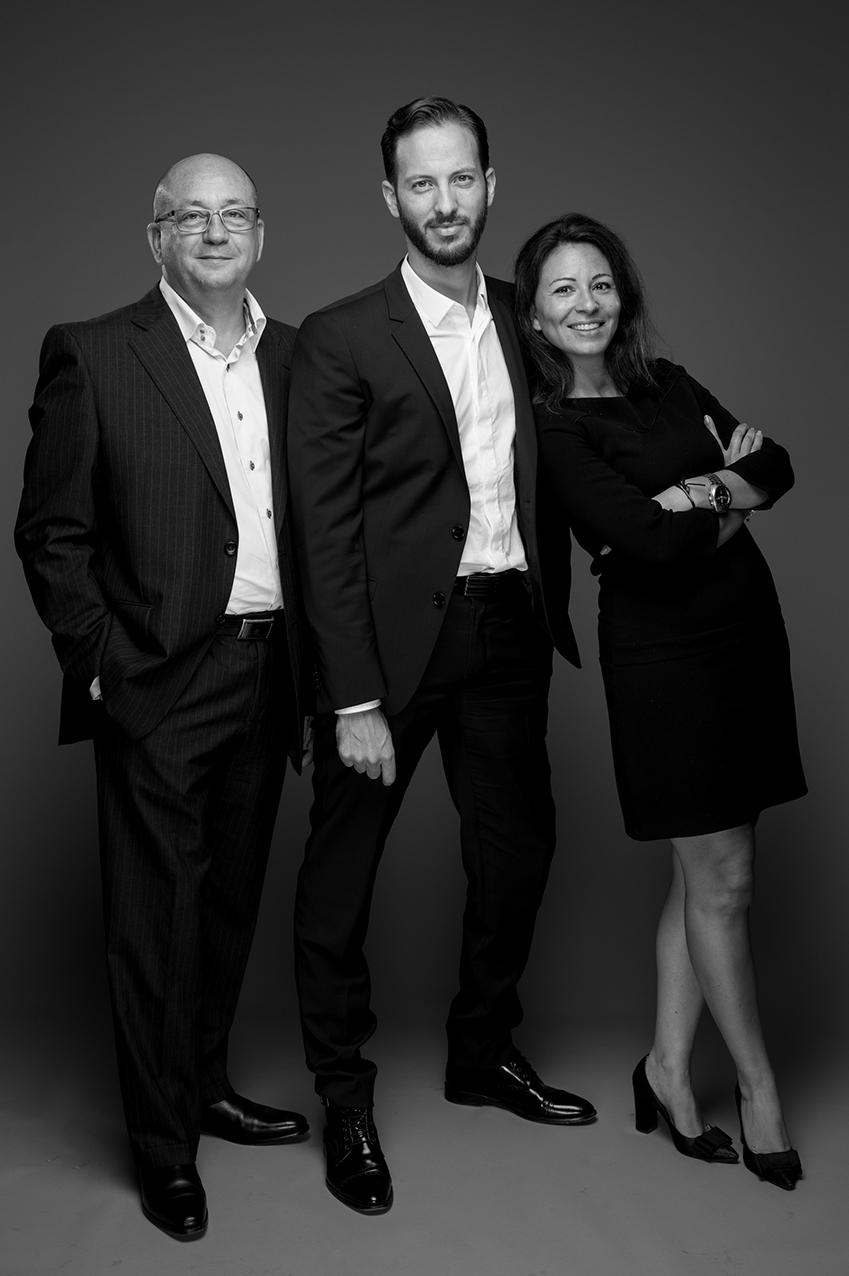 L'equipe cabinet d'avocats Akheos Marseille