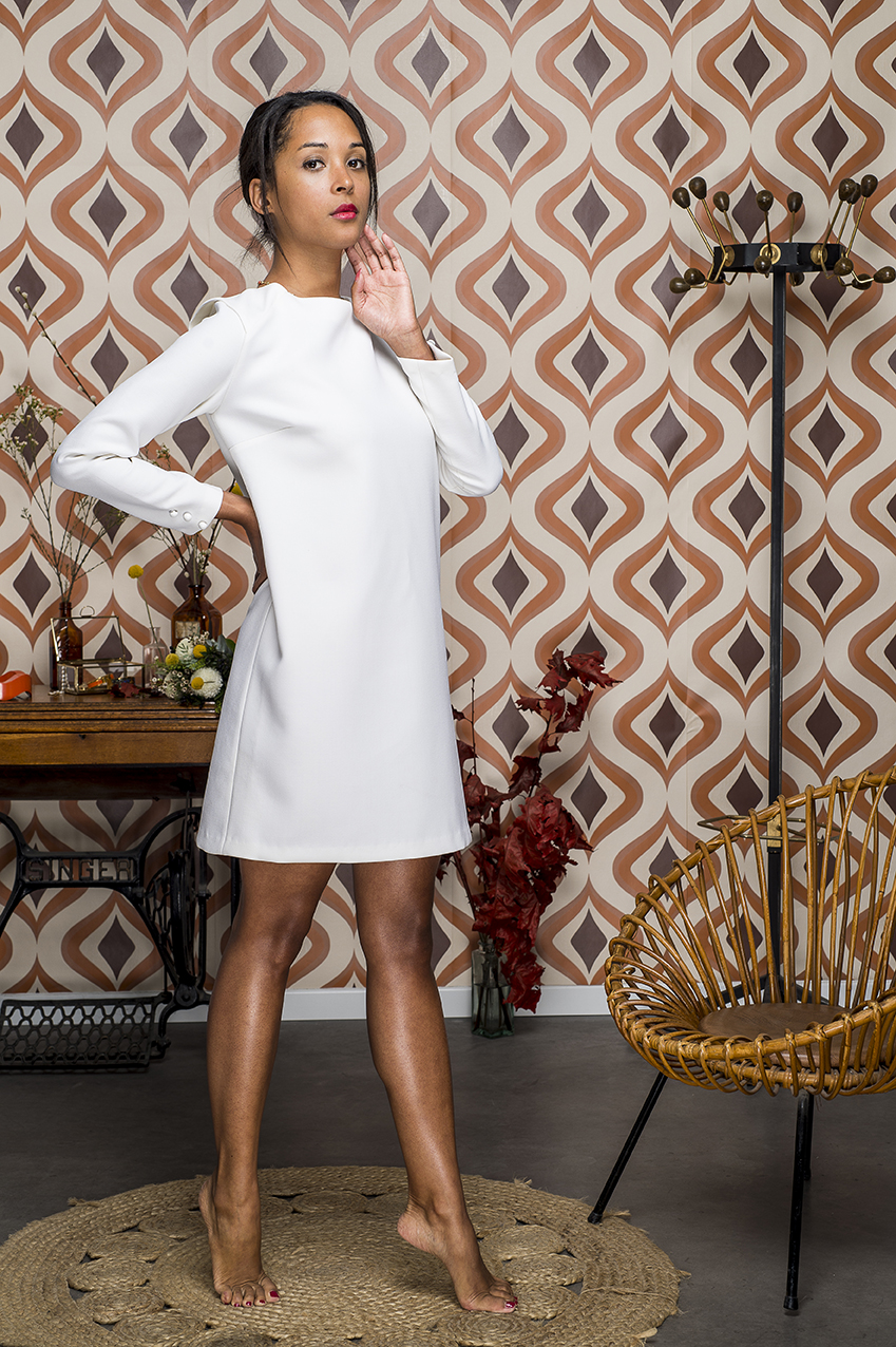 Robe Style Courreges