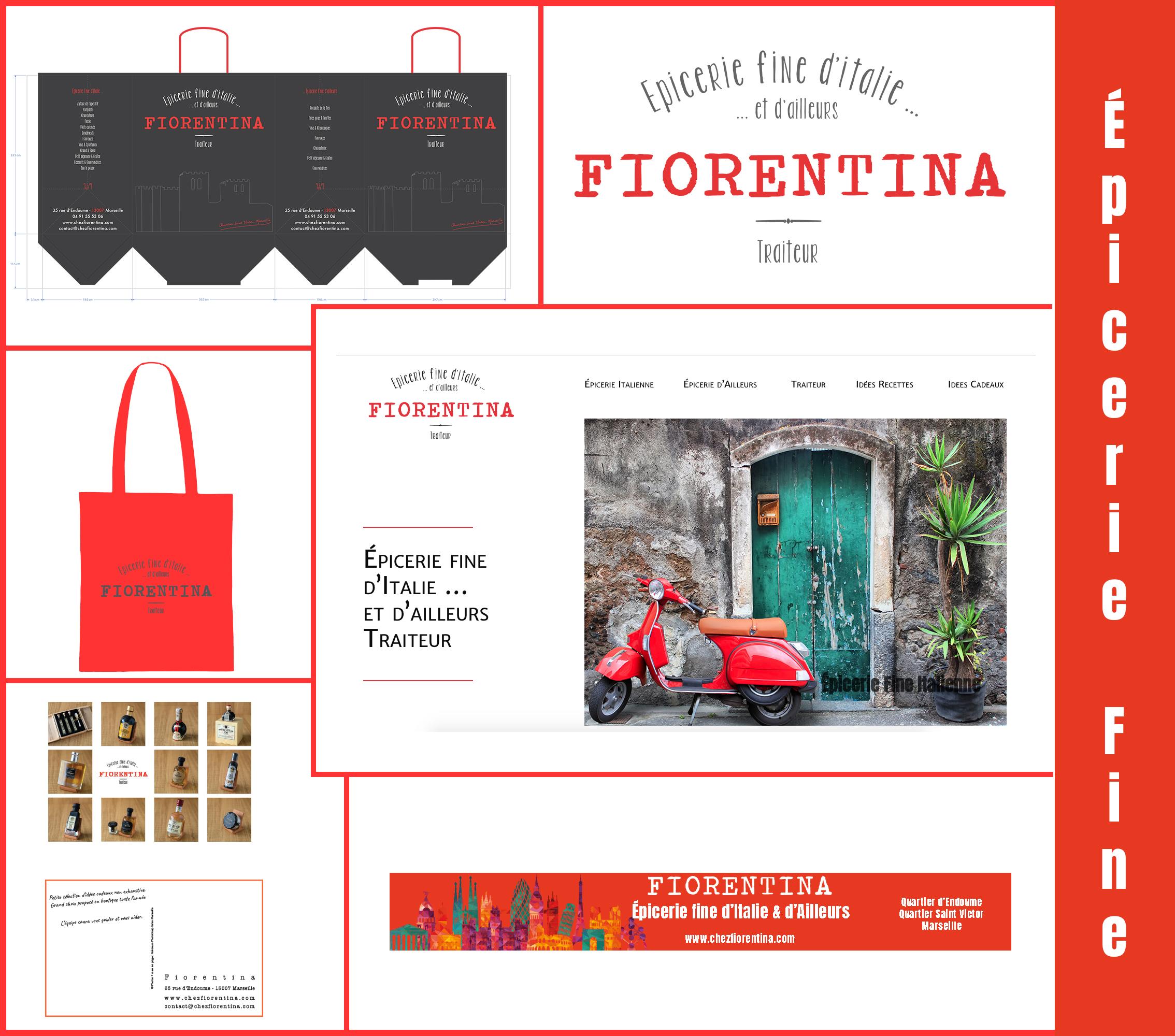Fiorentina Épicerie Fine d'Italie et d'Ailleurs
