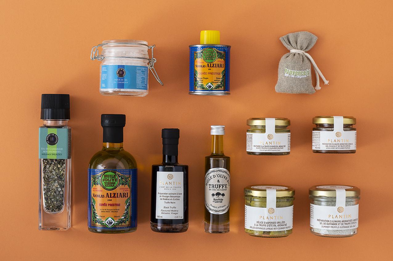 Condiments artisanaux et provençaux
