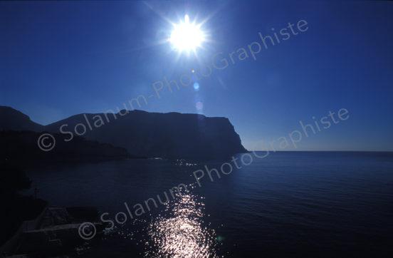 Le Cap Canaille à Cassis