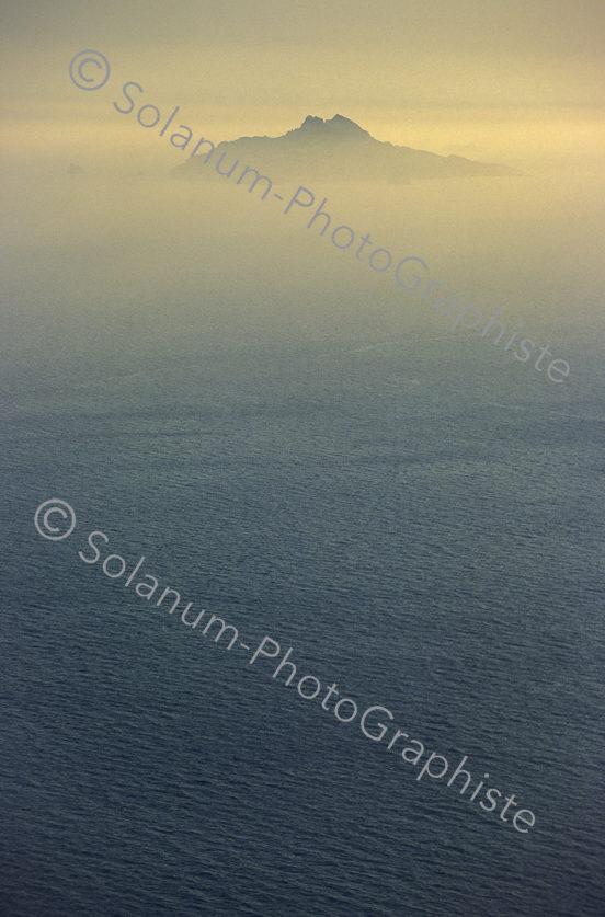 Ile de Riou vue du cap Canaille
