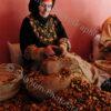 Solanum association de femmes traitement de l'Argan Marrakech