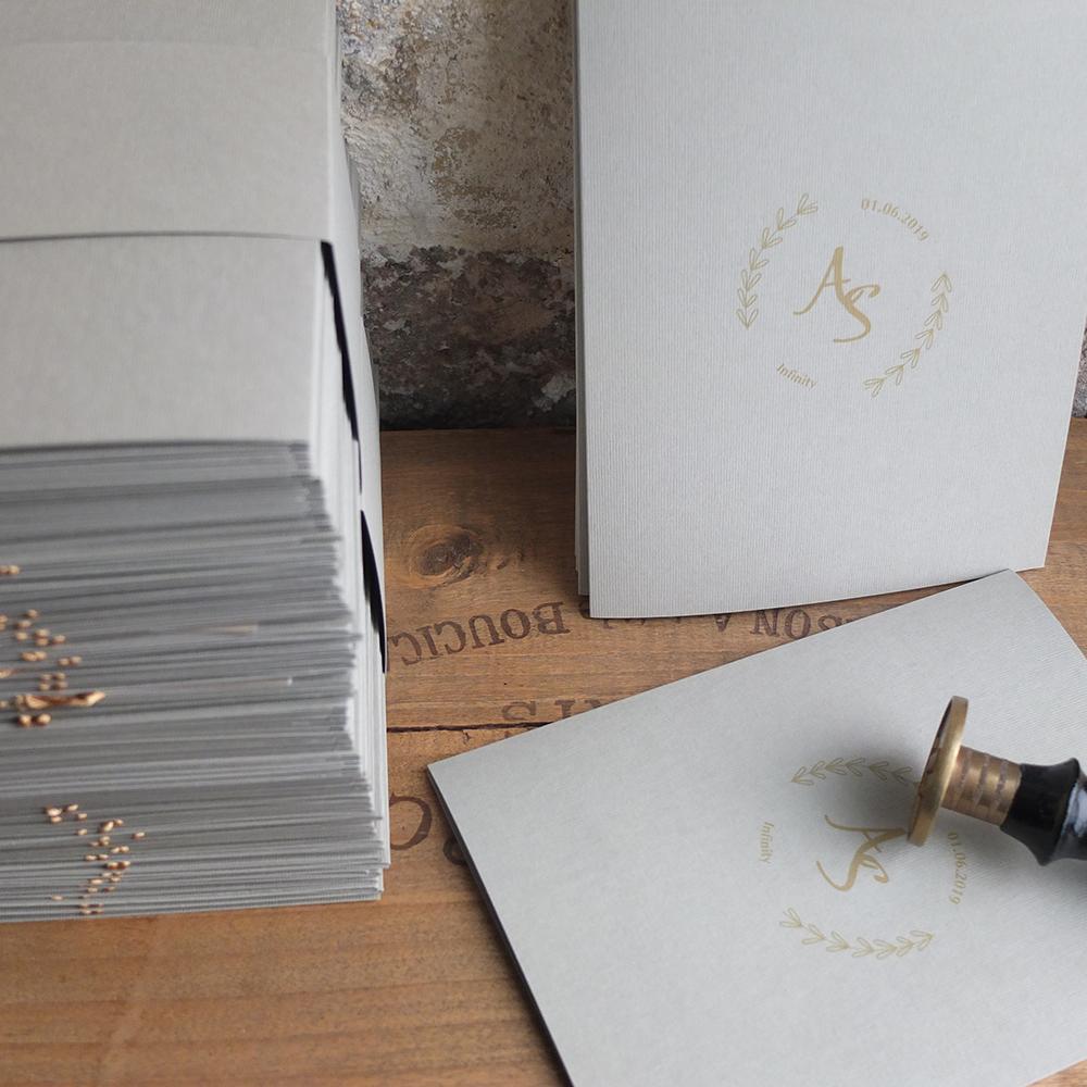 Faire-part sur mesure Solanum Photographiste Marseille