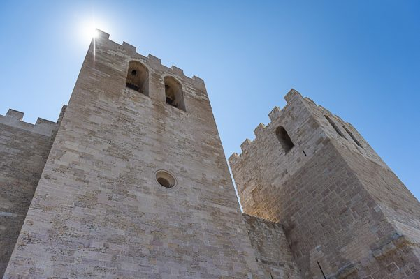 Abbaye Sainte Victor à Marseille