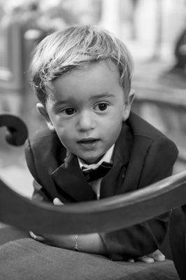 Arthurl'un des petits garçons de M&J
