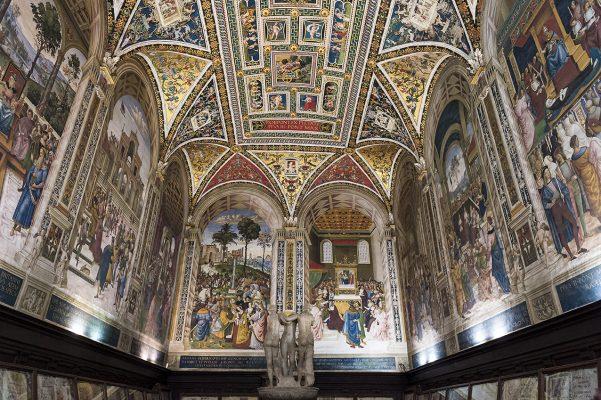 Bibliothèque de la Cathédrale de Sienne