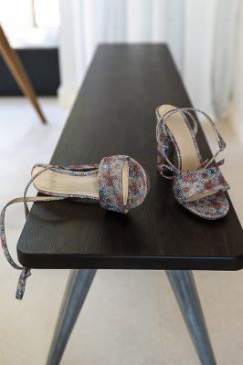 Chaussure de la journée de Juliette
