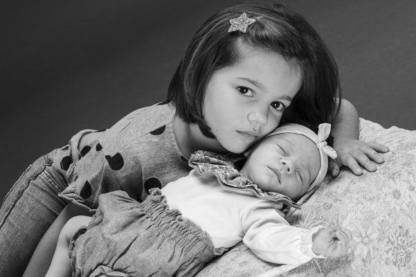 M et sa petite soeur