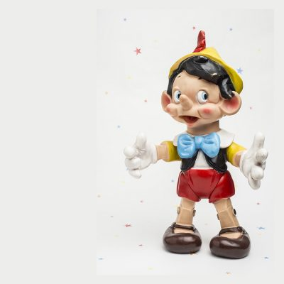 Vous connaissez tous le célèbre Pinocchio ?
