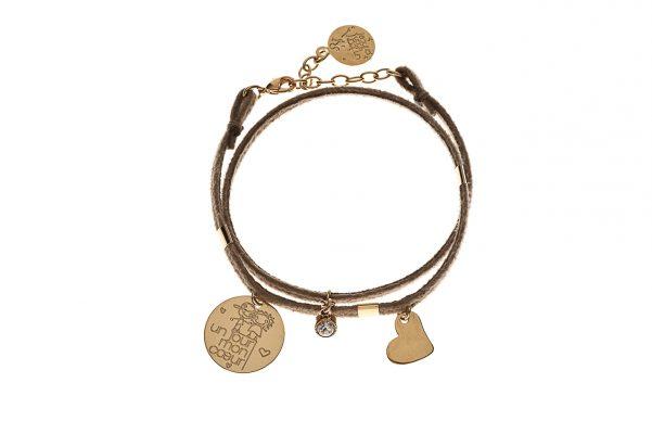 UJMP bracelet cordon