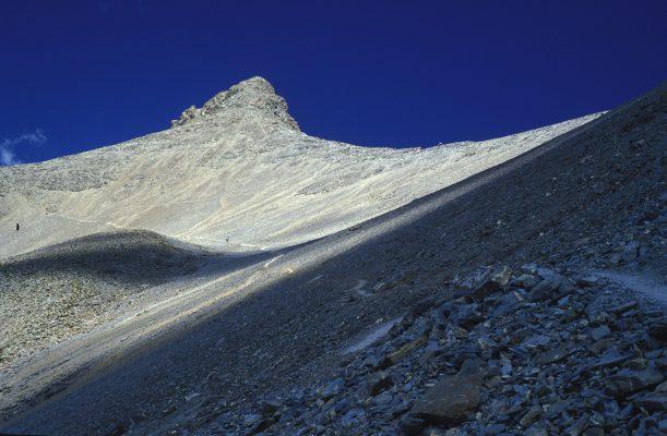 Le Mont Pelat - Alpes de Hautes Provence